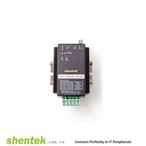 Industrial 1 port RS-422/485 Device Server Over Ethernet