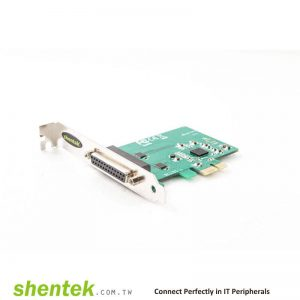 Industrial 2 port TTL PCI Express(PCIe) Card and Standard and Low Profile Bracket