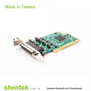 4 port High Speed Serial RS-232 Universal PCI card support Pin1 – 5V/12V/DCD, Pin9 - 5V/12V/RI Selectable and Standard and Low Profile Bracket