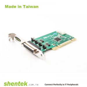 2 port High Speed Serial RS-232 Universal PCI card support Pin1 – 5V/12V/DCD, Pin9 - 5V/12V/RI Selectable and Standard and Low Profile Bracket