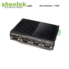 FTDI USB to 4 port RS232 RS422 RS485 adapter Converter shentek 11035