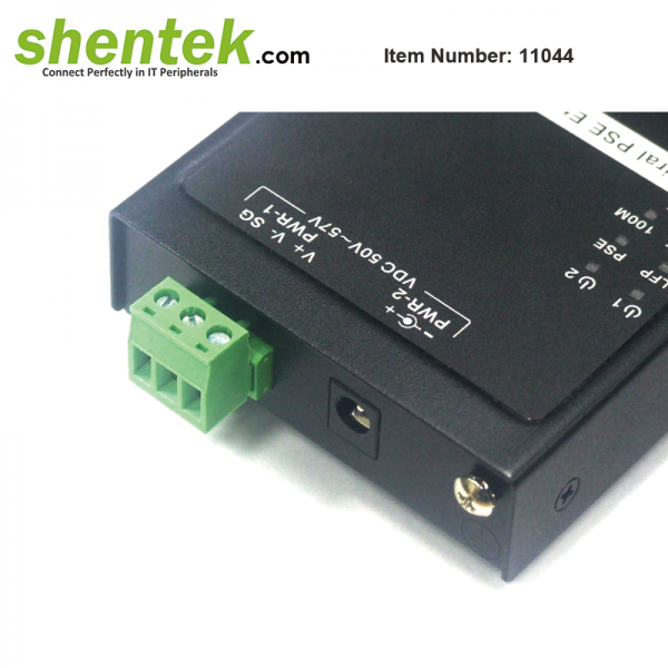 shentek-11044-LAN-to-Fiber-Converter-PoE-supports