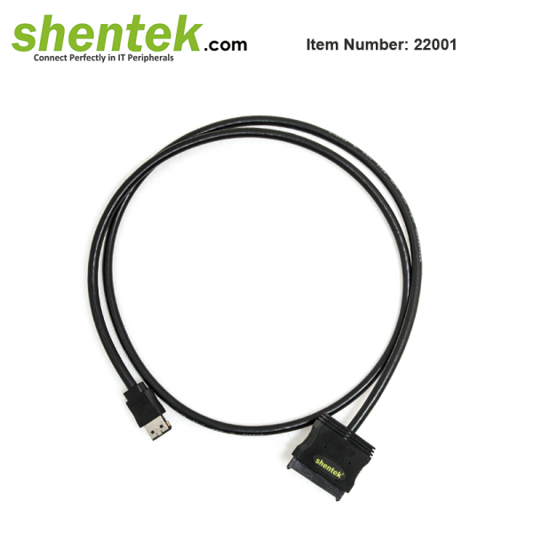 shentek-22001-esatap-5v-12v-to-SATA-22-pin-adapter