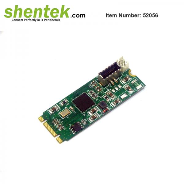 shentek-52056-1-port-internal-USB-C-M.2-Card