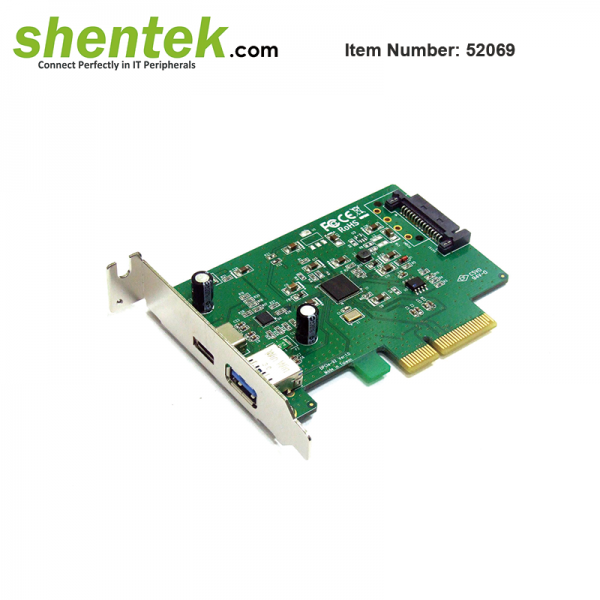 shentek-52069-USB3.1-PCI-Exprss-Card