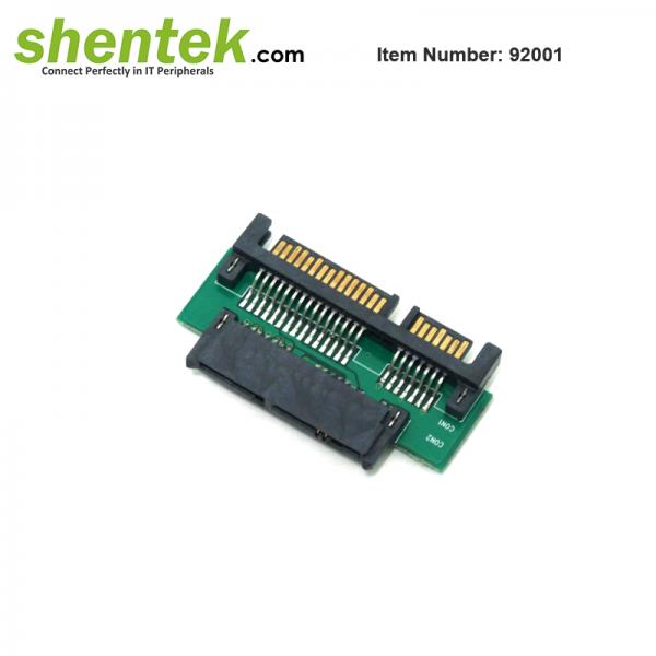 shentek-92001-SATA-22-pin-to-Micro-SATA-adapter