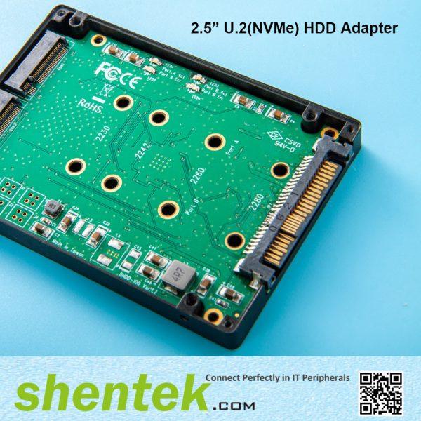 2-slot-SATA-SSD-B-key-U2-NVMe-HDD-Adapter-hardware-raid-0-1-6